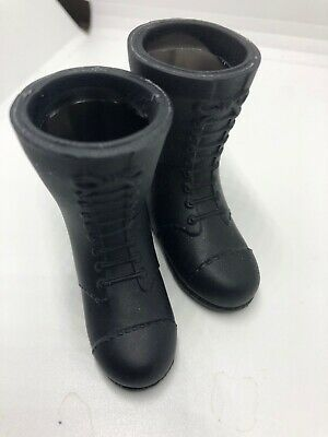 """Medicom RAH 1//6 Scale Boots Model Hollow for 12/"""" Action Figure"""