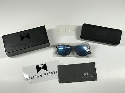 7ab06e94c326c WILLIAM PAINTER - The Hook Titanium Polarized Classic Sunglasses ...