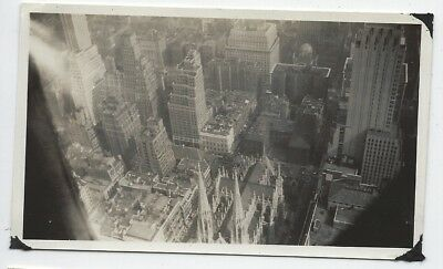 New 11x14 Photo Construction of the Empire State Building in 1930 New York