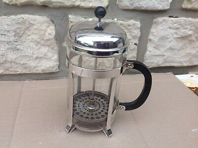 Cafetiere A Piston Melior 12 Tasses French Press Vintage 50 60 Mid Century