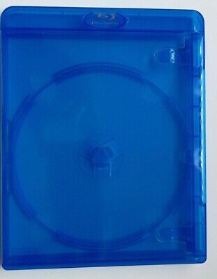 Pack 10 Estuches Blu-ray Amaray 1 disco 11 mm