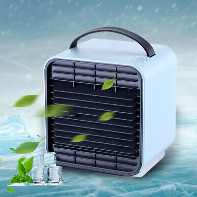 Air Cooler Portable Mini Conditioner Cool Cooling For Bedroom Cooler Fan