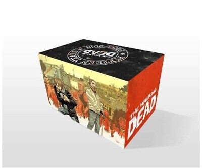 The Walking Dead Compendium 15th Anniversary Box Set NEW limited Edition