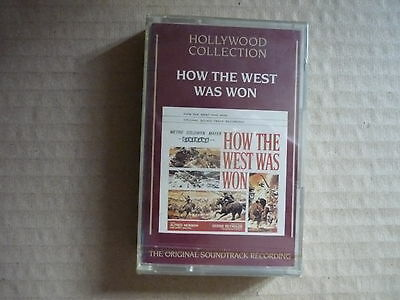 *Bof How The West Was Won K7 Audio Hollywood Collection Vol.2 The River Pirates