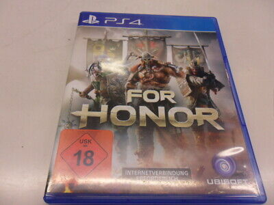 PlayStation 4  PS4  For Honor   USK 18
