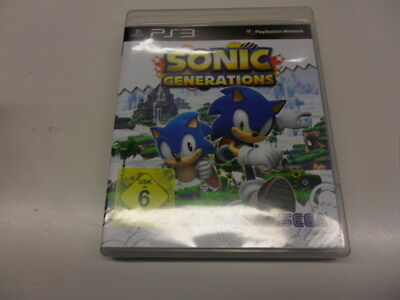 PlayStation 3 PS 3   Sonic Generations