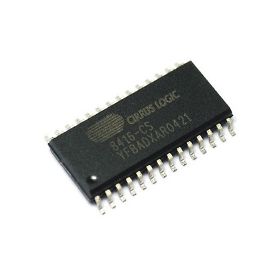 1PCS CS8416-CSZ CS8416-CS 8416-CS ON DIP28 ADAPTER