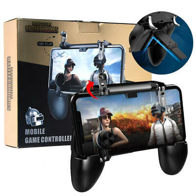 PUBG Mobile Wireless W11+ Gamepad Remote Controller Joystick for Phone CA POST