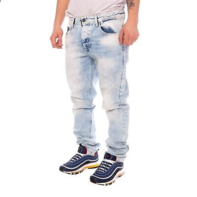 Cipo & Baxx CD319X Jeans Herren Hose usedhell 15910