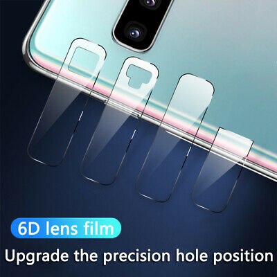 For Samsung Galaxy S10 Plus Back Camera Lens Screen Protector Tempered Glass New