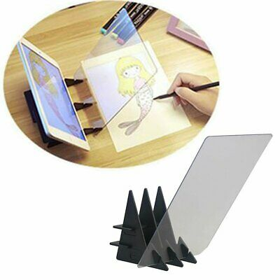 Portable Tracing Board Copy Pad Drawing Tablet DIY Art Writing Light Box Acrylic