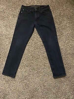 American Eagle Outfitters Extreme Flex Slim Jeans Size 28X28 Measured 30X28