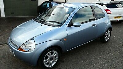 Ford KA Luxury SORRY, NOW SOLD!!