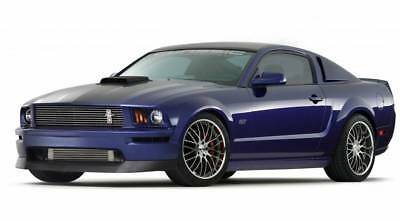CDC 2005-2009 Fits Ford Mustang GT Aggressive Chin Spoiler Requires Paint 110021