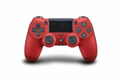 Sony Playstation 4 DualShock V2 Wireless Controller - Magma Red - PS4 Warranty