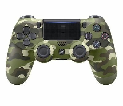 Sony Playstation 4 DualShock 4 V2 Wireless Controller - Limited Edition Camo PS4