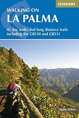 NEW - Walking on La Palma: The world's steepest island (A Cicerone Guide)