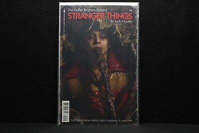 Stranger Things # 4: Photo Variant Cover, Dark Horse Comics