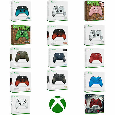 Official Microsoft Xbox One Wireless Controller 3.5Mm Jack - Grade A - Variety
