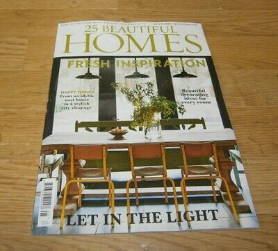 25 Beautiful Homes magazine MAY 2019 Decorating Ideas for Every Room & more