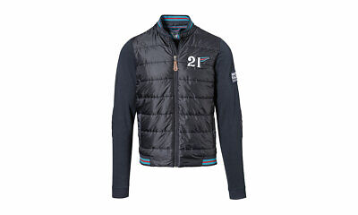 Porsche Sweat Mix Jacket, Herren, Martini Racing