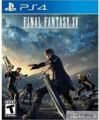 Square Enix 662248917603 Final Fantasy XV - PlayStation 4