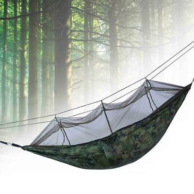 Camping Hammock Tent Mosquito Net Set Travel Double Hanging Bed Outdoor