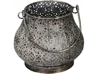 Lantern Moroccan Distressed Home Garden