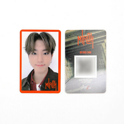 [STRAY KIDS] SKZ / Cle1 : MIROH Official Photocard / Red Border / HAN