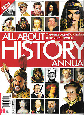 All About History Annual (2018)  # Events People & Civilisations changed HISTORY