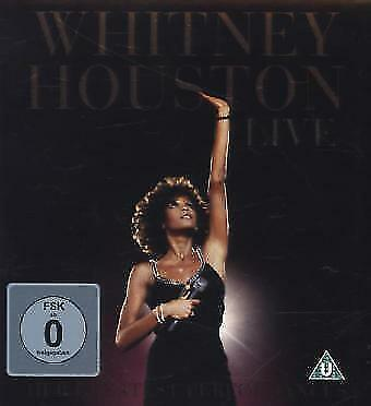 Whitney Houston - Live Her Greatest Performances  CD+DVD   NEU  (2014)