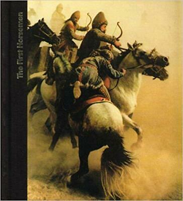 THE FIRST HORSEMEN (Emergence of Man ) Frank Trippett - Hardcover Book Time-Life