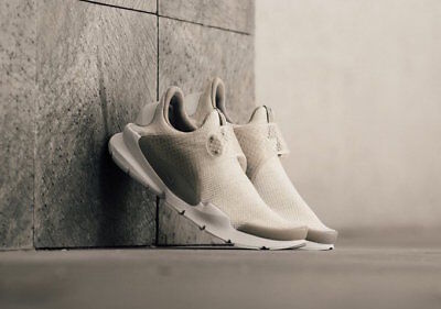 the best attitude 10dfe a5611 BNIB Men s Nike Sock Dart SE  Cobblestone  UK 8 10 100% Authentics 911404