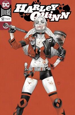 HARLEY QUINN #52 FOIL 1st Print DC NM B157158 free shipping available