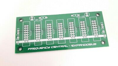 Frequency Central Expandobus PCB - Doepfer DIY - power bus board