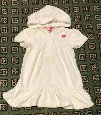 09cf64295b Baby GAP Girls 18-24 Months Hawian Dlorann Swimsuit And White Coverup