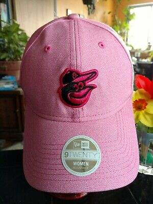size 40 ca7ad a05be Baltimore Orioles New Era 2018 Mother s Day 9TWENTY Adjustable Hat - Pink