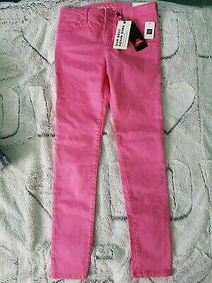GAP Girls trousers pink denim New with tags!!!