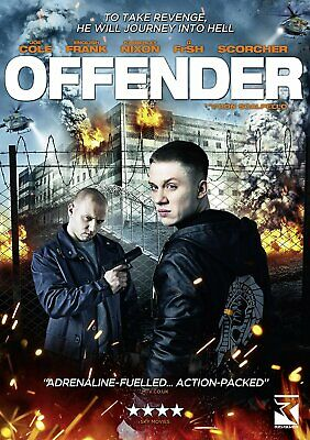 Offender 2012 ‧ Thriller-blu-ray free post