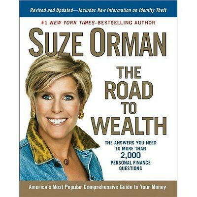 The Road to Wealth: A Comprehensive Guide to Your Money by Suze Orman (2010)