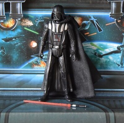 Star Wars FIGURE 2013 SAGA LEGENDS DARTH VADER STAR DESTROYER