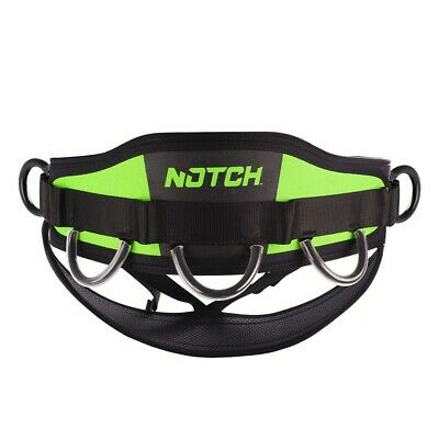 Notch Sentry Floating D Tree Climbing Light Weight Harness - Arborist Foresty
