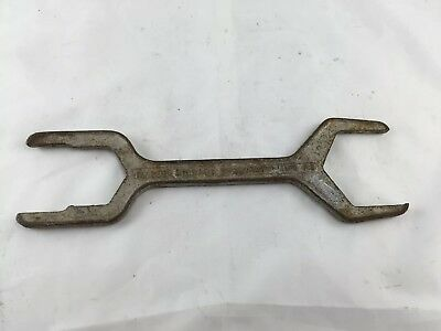 Vintage Used 3 In 1 Plumbing Spud Wrench Chicago Specialty Mfg Co #3001
