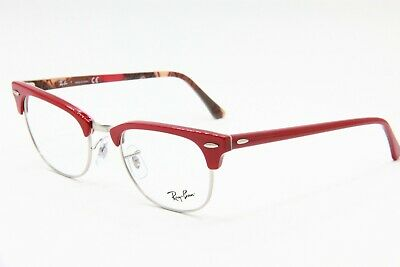 560b642bf New Ray-Ban Rb 5154 5651 Red Eyeglasses Authentic Frame Rx Rb5154 49-21