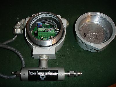 Thermal Instrument Co. Model 600-9