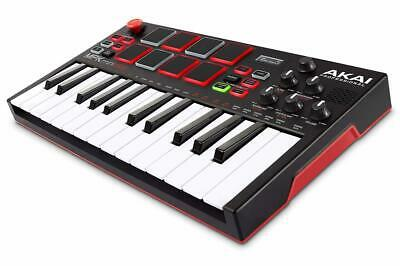 Akai Professional MPK Mini Play Mini Controller Keyboard with Built-in Speakers