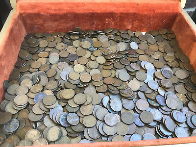 FIVE POUND LOT of Wheat Pennies