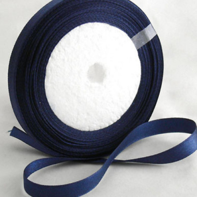 """3/4"""" 20mm Double Sided Satin Ribbon Wedding Party Bow Gift Packing 3M 5M 10M"""
