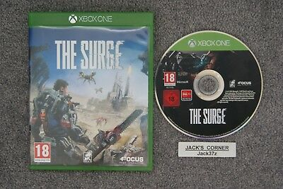 The Surge  Xbox One Game  - 1st Class FREE UK POSTAGE