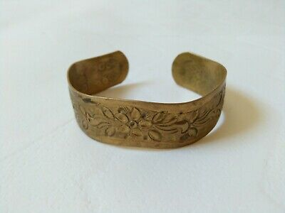 ancient viking bronze bracelet artifact Stunning rare type